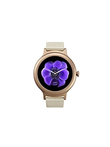 LG Electronics LGW270.AUSAPG LG Watch Style Smartwatch with Android Wear 2.0 - Rose Gold - US Version