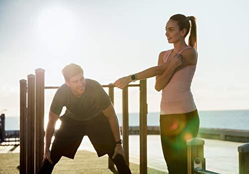 Suunto 3 Fitness Tracker Sports Watch, Black