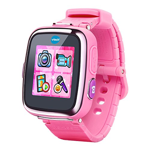 VTech Kidizoom Smartwatch DX, Pink, Great Gift for Kids, Toddlers, Toy for Boys and Girls, Ages 4, 5, 6, 7, 8, 9