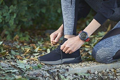 SAMSUNG GEAR S3 FRONTIER Smartwatch 46MM (Bluetooth Only) - Dark Grey (Renewed)