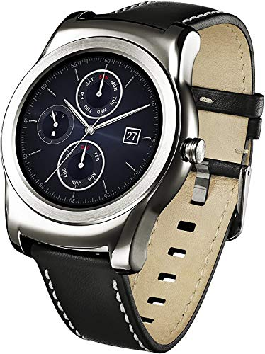 LG Watch Urbane Wearable Smart Watch - Pink Gold (International Version No Warranty)