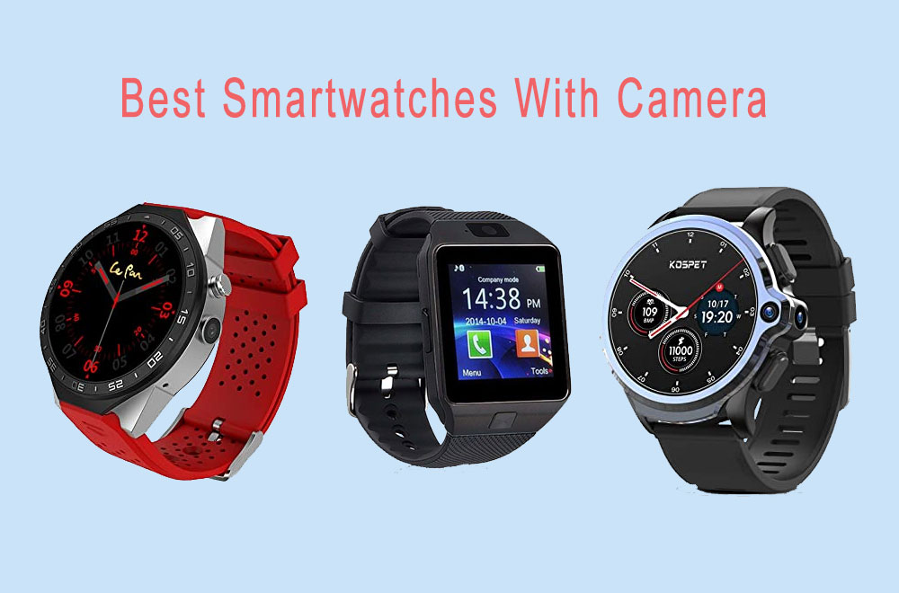 Best Smartwatch with Camera for Video calling