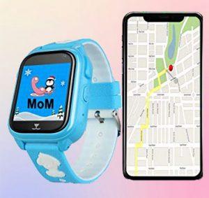 Kids Phone Smart Watch - Travel Wristband Birthday Gifts