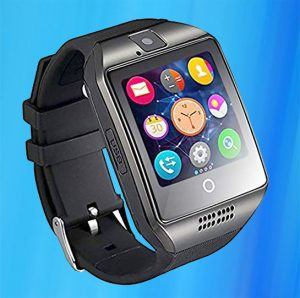 Mgaolo Q18 Smart Watch for boys and girls