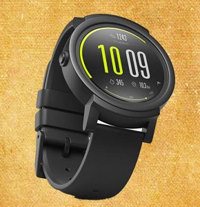 Ticwatch E - Compatible with iOS and Android