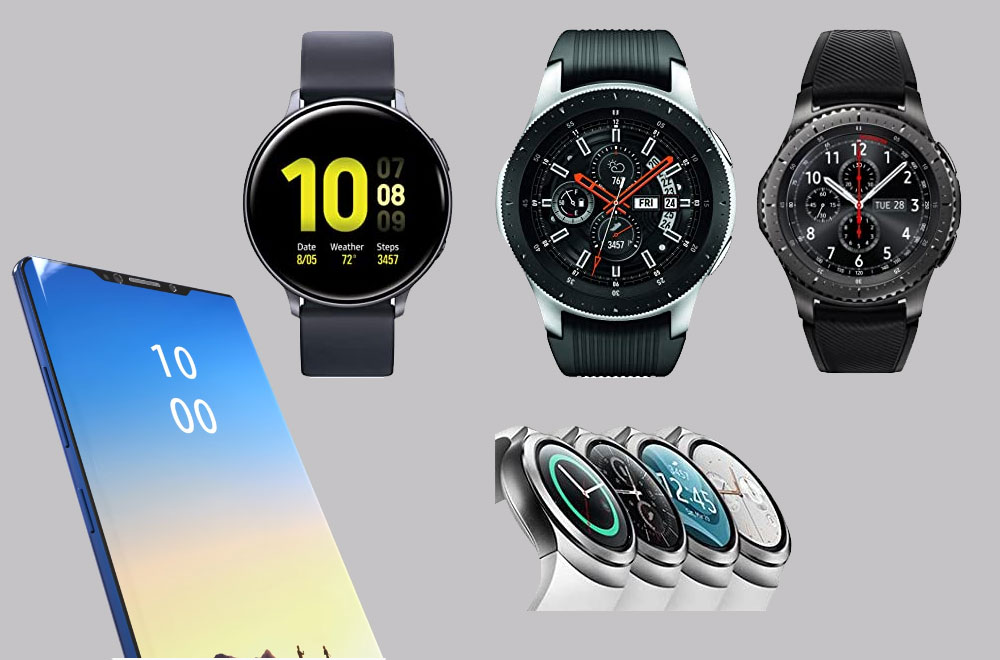 best-smartwatches-for-samsung-note-9