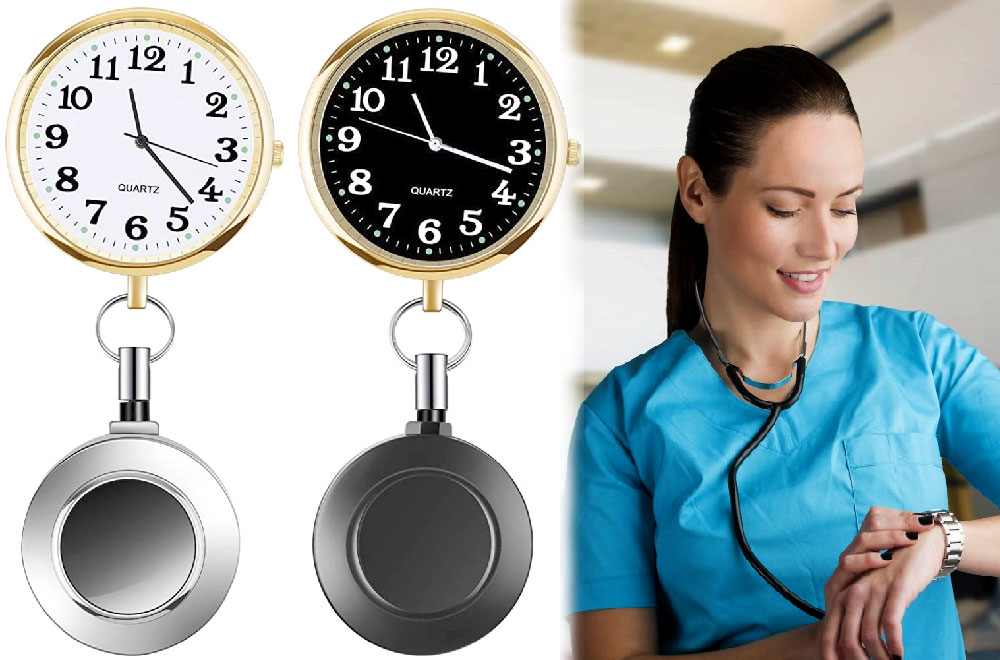 do-nurses-wear-watches
