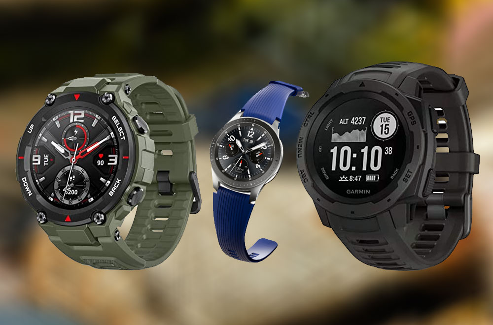 Most Rugged Smartwatch